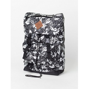 Рюкзак Big Shark - Roll, Leaves, Black/White