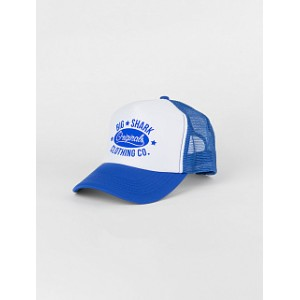Тракер Big Shark - Logo Blue