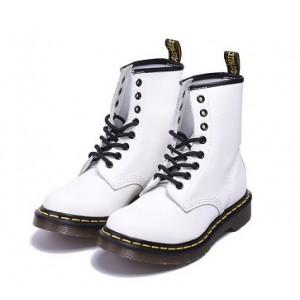 черевики dr.martens white