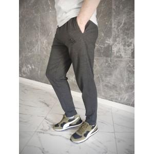 Спортивні штани Big Shark - Lampas, dark Grey тонкі