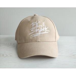 Кепка Big Shark - New Logo beige