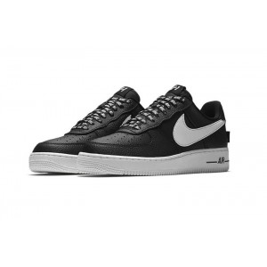 Nike Force Black-White